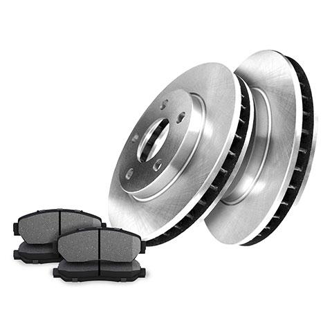 Drilledrotors product